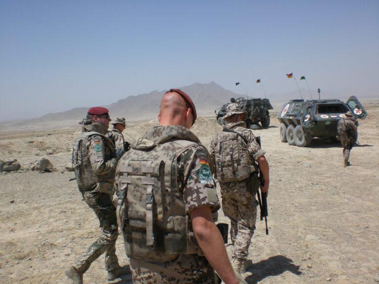Nach AfD-Anfrage: Land plant Ehren-Empfang für Afghanistan-Veteranen